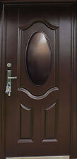 Tür,Türen,Wohnungstür,Sicherheitstür,Stahltür,Haustür,InnenLinks 950x2050,Braun