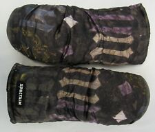 Sportalm Women's Forearm Padded Insulated Mittens 6.5 Made in Austria