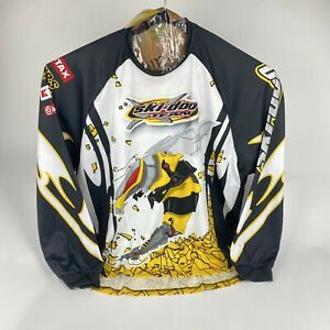 Ski-Doo Long Sleeve Shirt Snowmobile BRP Jersey Mens 2XL (See Description)