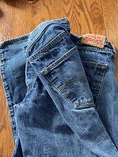 Levis 501 36 X 34 Mens Button Fly Jeans
