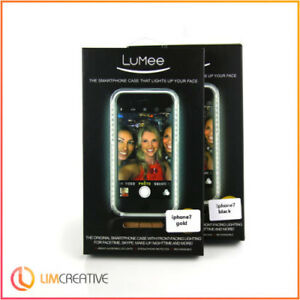 Selfie LuMee LED Case for Apple iPhone 6, 6s, 7, 8, X - Colours