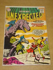 TALES OF THE UNEXPECTED #54 VG- (3.5) DC COMICS OCTOBER 1960 < **