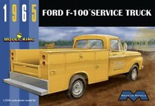 Model King 1235 1965 Ford F-100 Service Truck  plastic model kit 1/25 ON SALE!