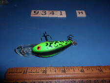 S9341 H  VINTAGE REBEL FASTRAC 5 TO 10 DIVER FISHING LURE