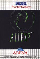 ## SEGA Master System - Alien 3 / MS Spiel ##