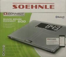 Báscula Baño Soehnle Shape Sense Connect 200