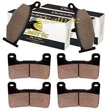 FRONT and REAR BRAKE PADS FIT SUZUKI GSX-R1000 GSXR1000 GSX R1000 2007-2008