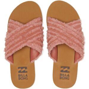 Billabong High Sea Damen Sandalen   Sandaletten   Schlappen   Textil, Synthetik