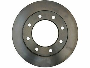 For 1979-1981 Dodge D400 Brake Rotor Front AC Delco 28184BD 1980 Silver -- New