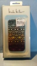 Nicole Miller Hardshell Snap I Phone Case For iPhone 4s and 4 models New In Box