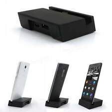 New Arrival!! Micro USB To TYPE C Stand Dock Charger For One Plus Three - BLACK