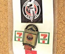 1993 Colorado Rockies 7-11 Coca-Cola pin #5, Houston Astros