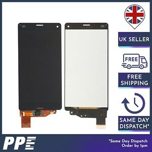 LCD Screen For Sony Xperia Z3 Compact Mini Black Replacement Assembly Digitizer