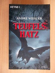 Wiesler,Andrè.Teufelshatz.Roman.2.Buch Chroniken Hagen von Stein