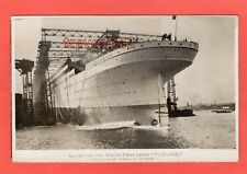 More details for launch white star liner olympic  rp pc unused ref u823