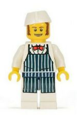 LEGO - Series 6 Minifigures - Butcher - Minifig only - No Accessories or Stand