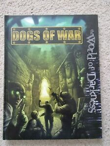 Dogs of War (World of Darkness) Hardcover