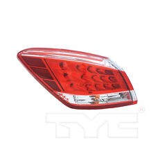 Outer Quarter Tail Light Lamp Left Driver for 12-14 Nissan Murano