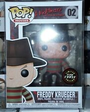 Freddy Krueger GITD Chase Funko Pop Vinyl Figure Rare Limited Edition