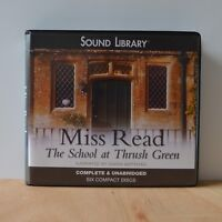 The School at Thrush Green: by Miss Read - Unabridged Audiobook - 6CDs