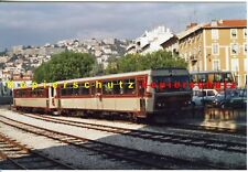 Chemins de Fer de la Provence Cannes 1986 Triebwagen X301 und SY06 Foto (*8351)