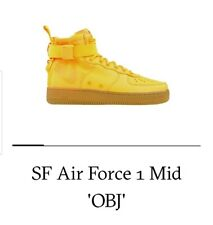 Air Force1 OBJ size 15 No Box! Pre-Owned