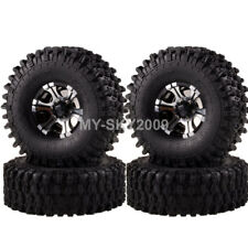 "4P 1/10th RC Rock Crawler 1.9"" Aluminum Wheel Rim & 120mm Swamper Tyre 1050-7037"
