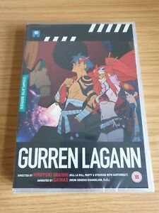 Gurren Lagann : Complete DVD Collection - Brand New and Sealed Anime UK Edition