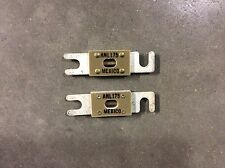 Buss 175 Amp ANL 175 Fuse Lot Of 2