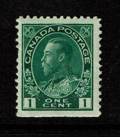 Canada SC# 104 Mint Hinged / Hinge Rem - S3504