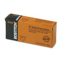 "Bostitch B8 PowerCrown Premium Staples 1/4"" Leg Length 5000/Box STCRP211514"
