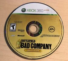 Battlefield: Bad Company -- Gold Edition (Microsoft Xbox 360) DISC ONLY 6285