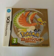Pokemon: Heart Gold Version - Genuine / Authentic - Nintendo DS