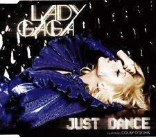 "LADY GAGA ""JustDance"" 2008 2Trk CD Single *Feat:ColbyO'Donis *TrevorSimpsonRemix"