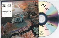 SOAP & SKIN FROM GAS TO SOLID/YOU ARE MY FRIEND RARE PROMO CD