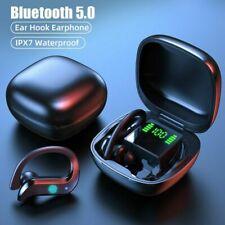New listing Bluetooth 5.0 Headphones Headset Tws Wireless Earbuds Sport Stereo Ipx7 Us Stock