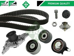 FOR AUDI A4 A6 QUATTRO 2.5TDI 24V AFB 1997-2006 INA TIMING BELT KIT WATER PUMP