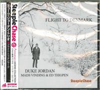 DUKE JORDAN TRIO-FLIGHT TO DENMARK-JAPAN CD Ltd/Ed C94