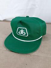 Vintage Pioneer Seed Farming Trucker Hat Snapback Very Good Condition