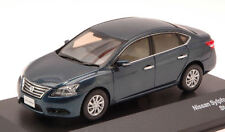 Nissan Sylply 2012 Steel Blue 1:43 Model J-COLLECTION