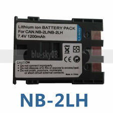 Battery FOR Canon PC1018 NB-2JH E160814 NB-2L NB-2LH new