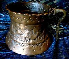 Camel Caravan - Hand Hammered Copper - Water Pot - Silk Road Traders - Egypt