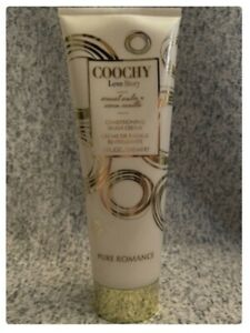 Love Story Coochy® | Conditioning Shave Cream | Pure Romance | 8 fl. oz.