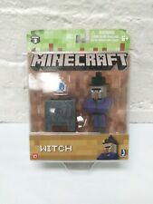 Minecraft Series 3 Witch Action Figure Toy Set