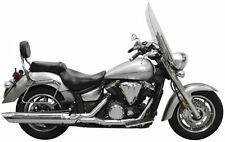 Quick Detachable Saddle Bag System -FOR YAMAHA V-STAR 950 WITH COBRA BACKREST