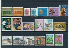 D074324 Luxembourg Nice selection of MNH stamps