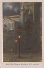 MODENA: Notturno del Duomo  di A. Artioli
