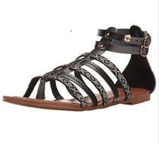 NEW Roxy Women's Emilia Strappy Gladiator Sandal  Size 9
