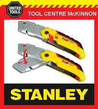 STANLEY FAT MAX RETRACTABLE FOLDING KNIFE