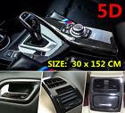 Car Stickers Carbon Fiber Vinyl Film Wrap Auto Interior 7d Parts Accessories
